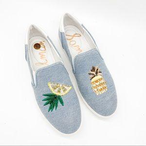 Sam Edelman Women's Evelina Sneakers Size 10